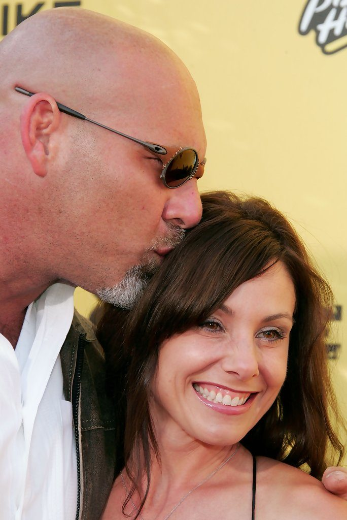 Will Goldberg with his wife Wanda Ferraton