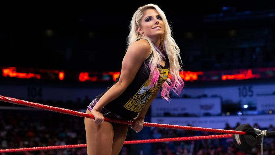 Alexa Bliss Biography