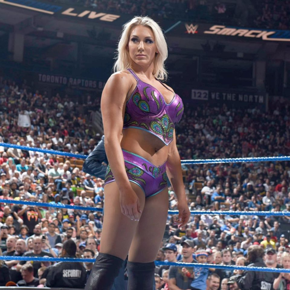 Charlotte Flair Biography