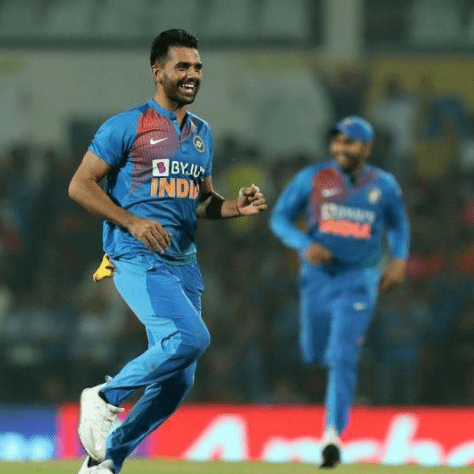 Deepak Chahar Biography