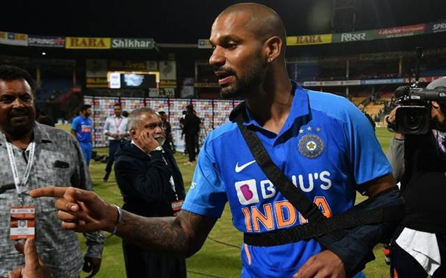 Dhawan-out-of-T20-series-due-to-shoulder-injury