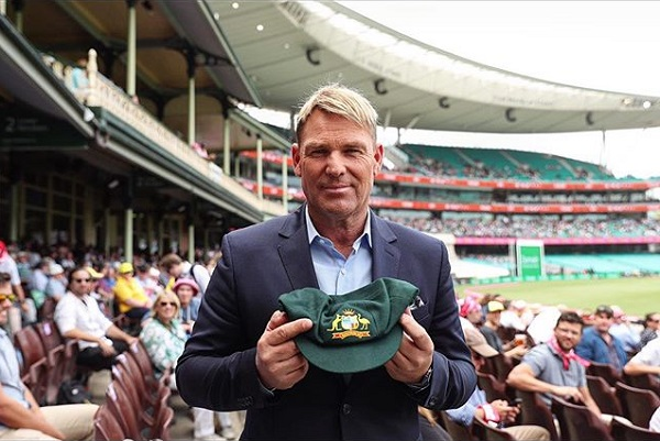 Test-cap-of-Shane-Warne-auctioned-for-₹5-crores