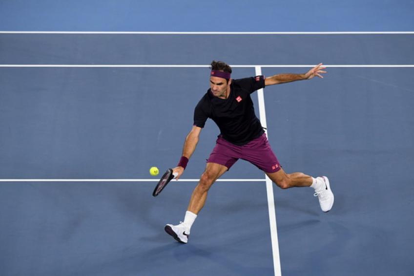 Australian Open Roger Federer Winning Start Power Sportz