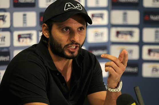 Waiting-for-India-to-come-to-Pakistan-and-play-series-Shahid Afridi