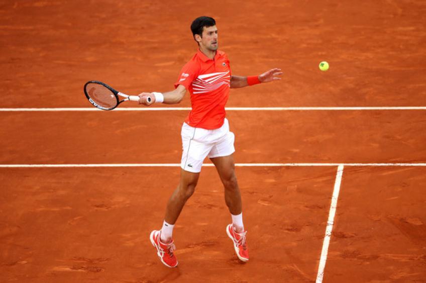 ATP Rome Dovak Djokovic