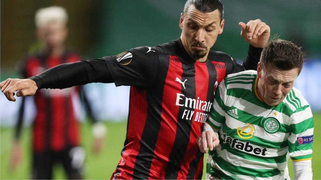 AC Milan turn up the heat on Celtic with 3-1 drubbing as Zlatan Ibrahimovic  leads charge – Power Sportz Magazine