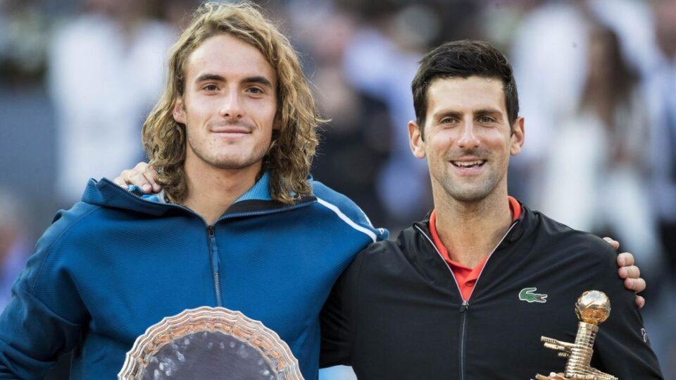 Djokovic, Tsitsipas advance to Roland Garros quarters