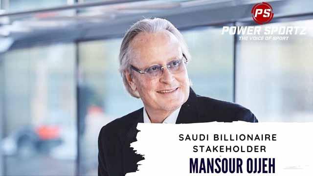 McLaren owner Mansour Ojjeh