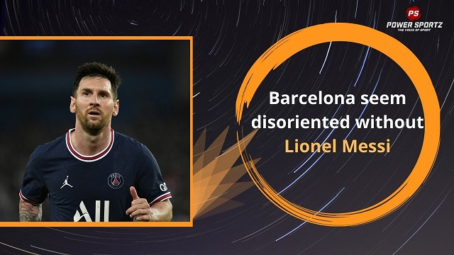 Barcelona without Lionel Messi